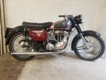 G 80 S 500 MATCHLESS